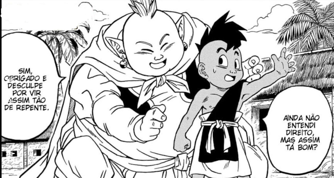 Final do Z, Uub e qual o próximo arco de Dragon Ball Super???