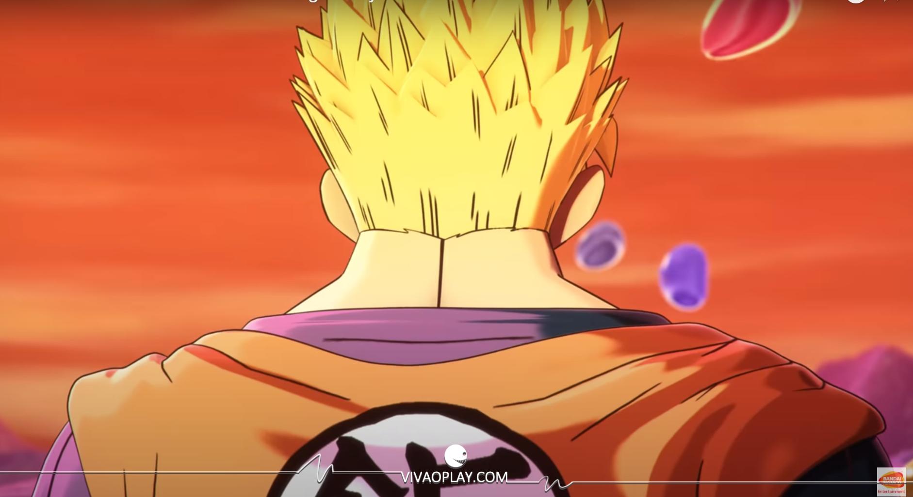Legendary Pack #1 para Dragon Ball Xenoverse 2 recebe trailer - VIVAOPLAY